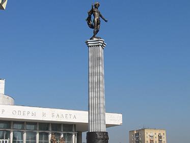 Аполлон на Театральной площади