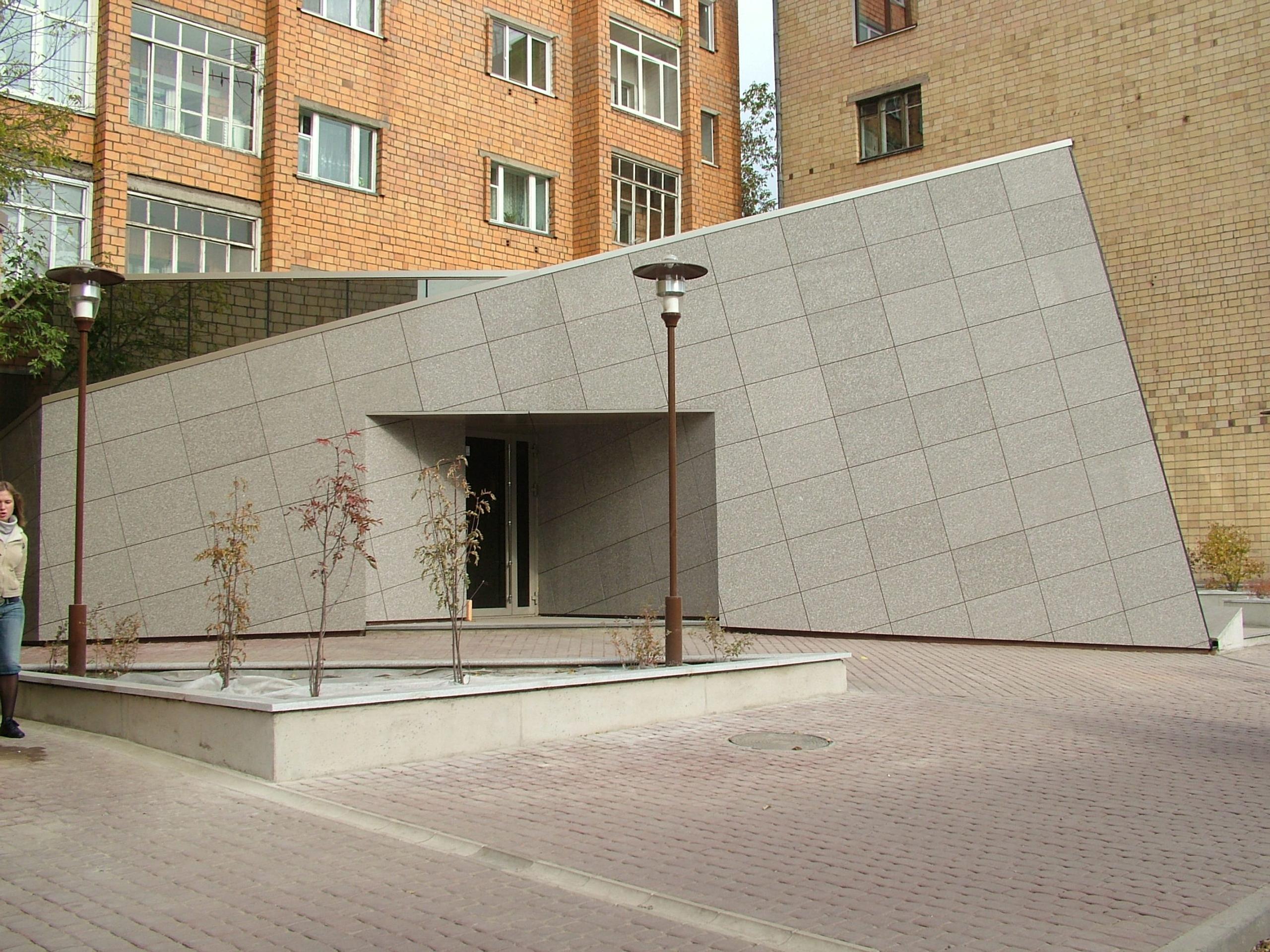 Офисное здание «Енисейлесстрой»