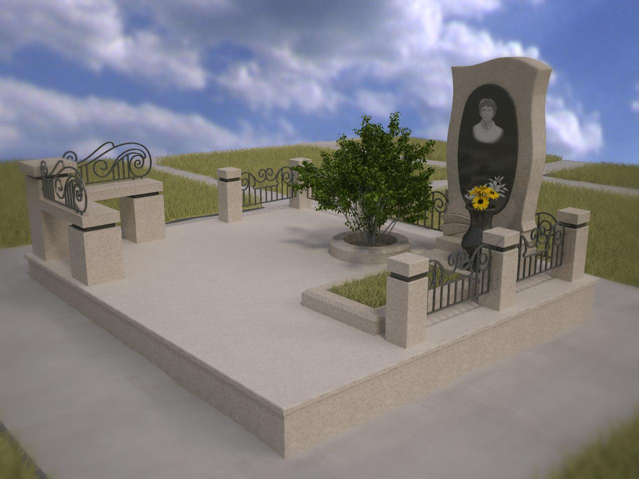 проект мемориала