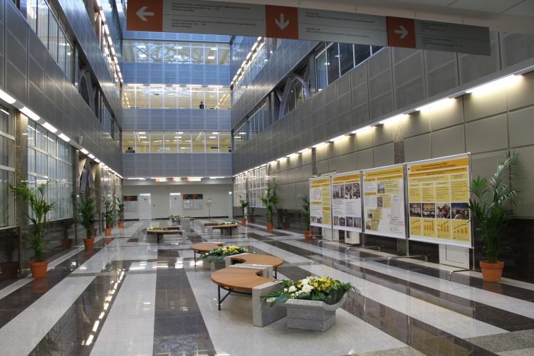 Институт нефти и газа СФУ