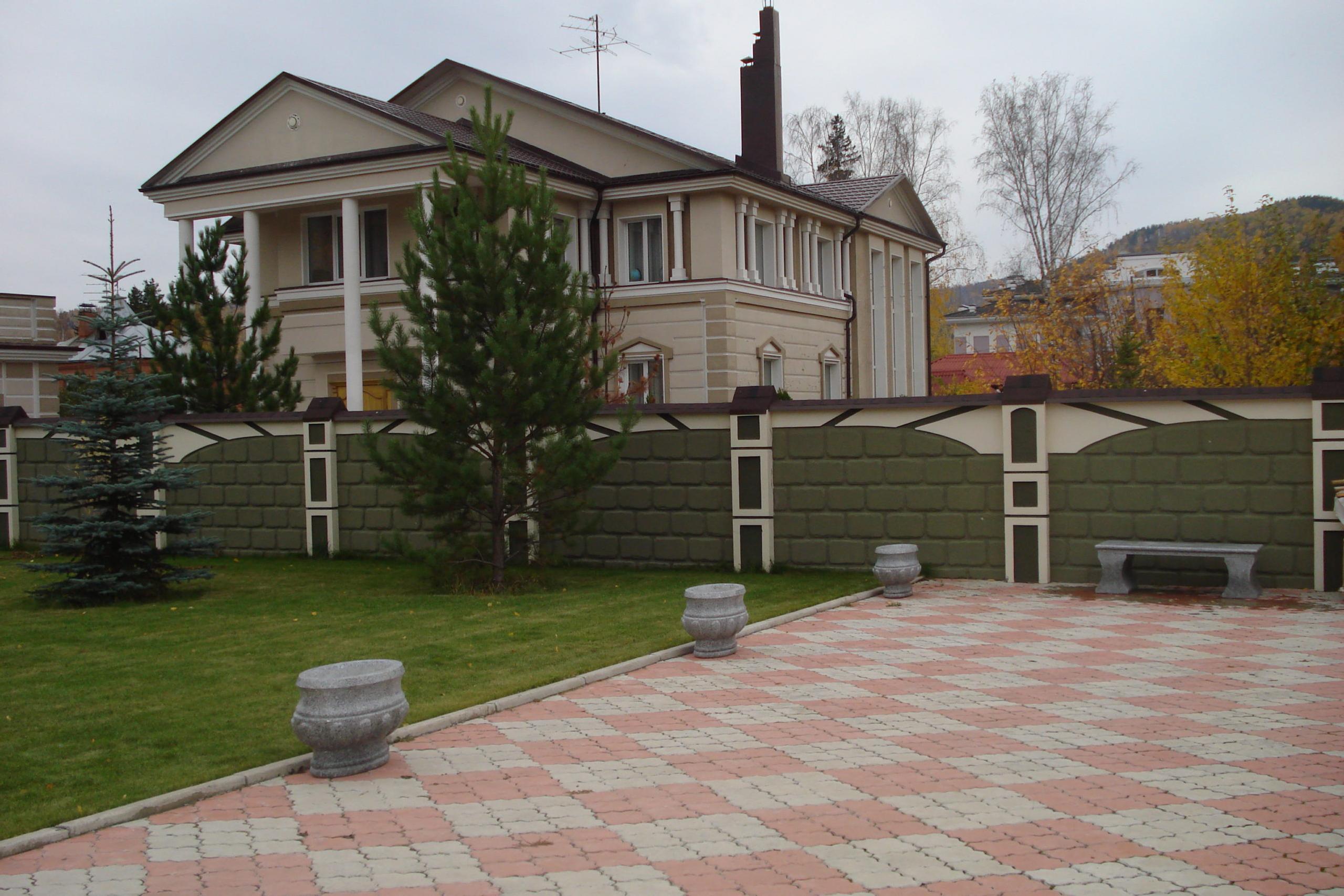 Коттедж в Красноярске