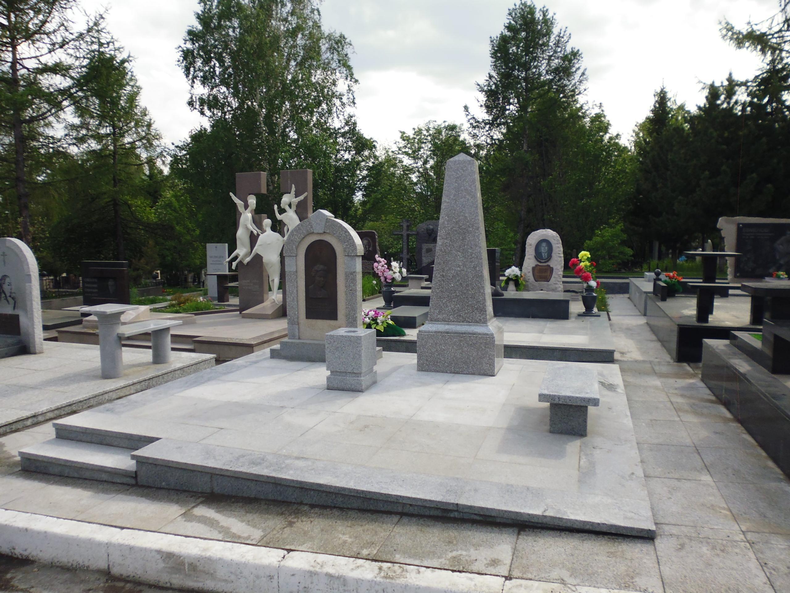 мемориал на Бадалыке